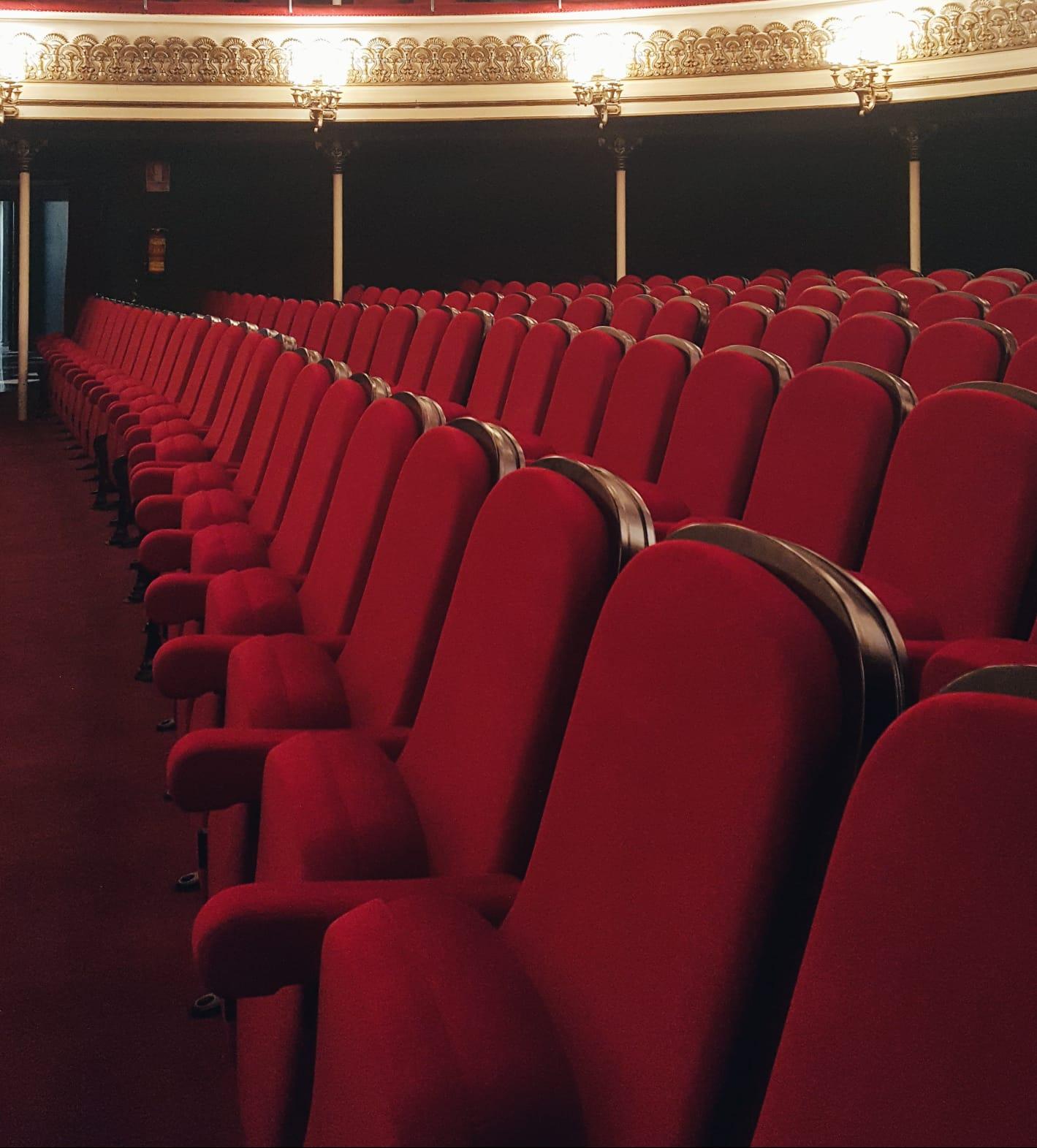 Funciones bonificadas en el Teatro Principal