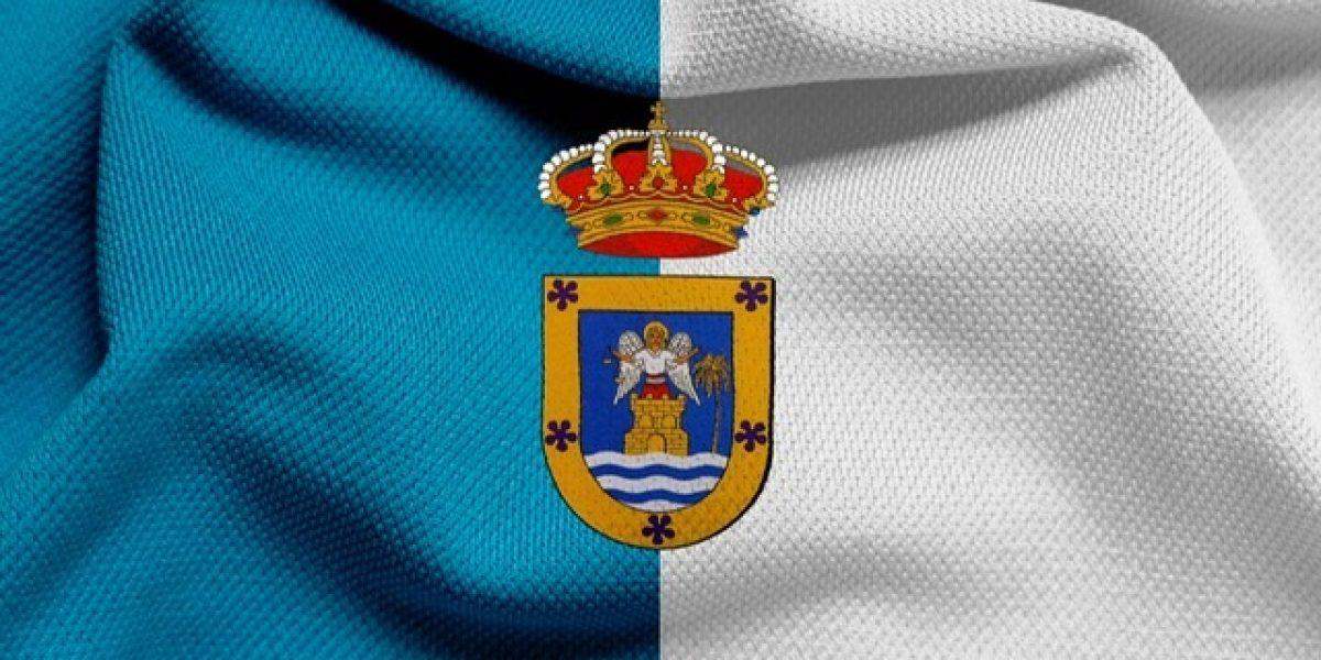 Bandera de La Palma