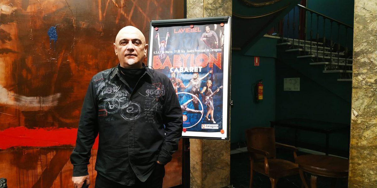 Babylon Cabaret en el Teatro Principal de Zaragoza