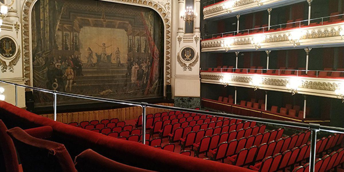 Día Mundial del teatro en el Teatro Principal